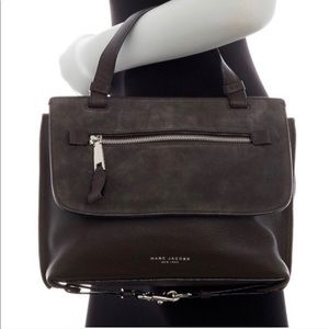 """Marc Jacobs """"Waverly"""" Suede Crossbody Bag"""